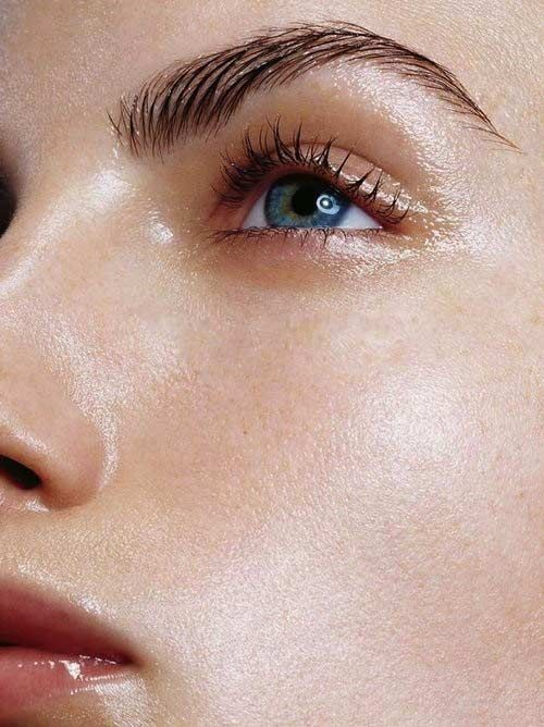 Beauty trends: luminous skin