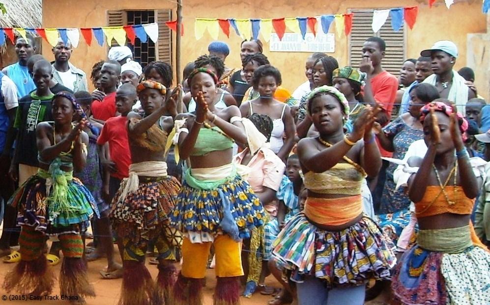 dragostea în Ghana
