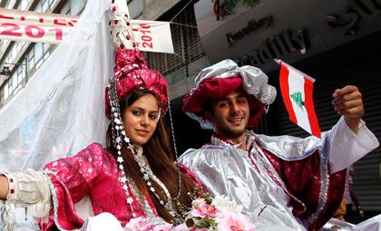 dragostea în Liban
