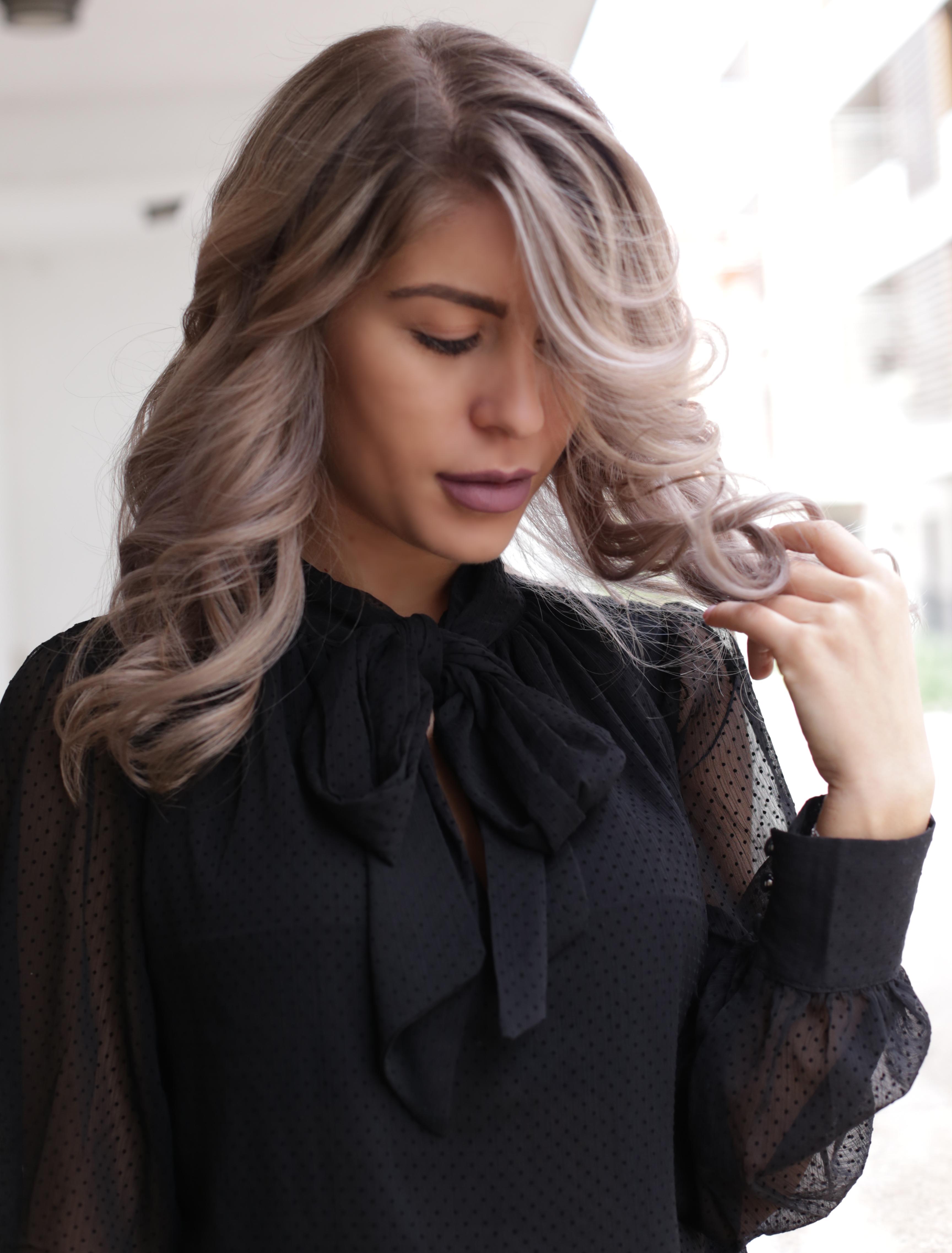 Cum obținem părul gri mult visat