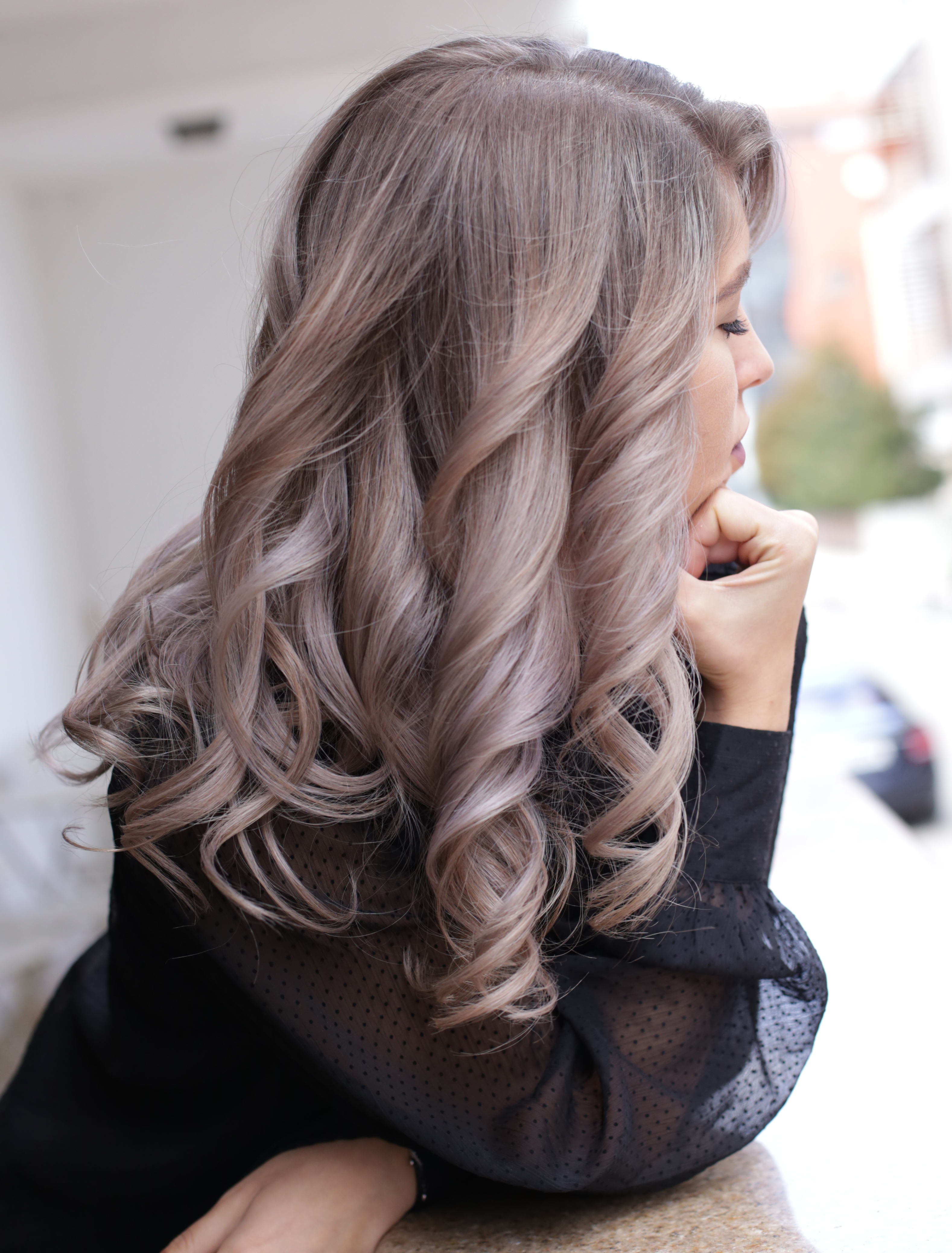 părul gri mult visat