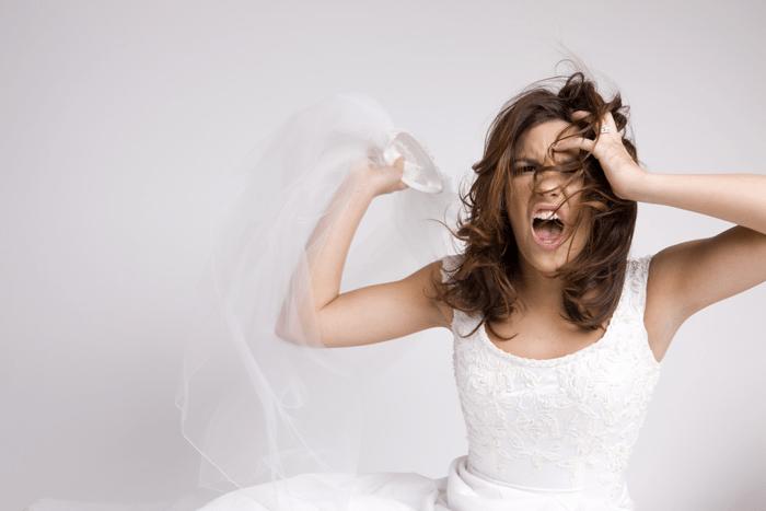 stress înainte de nuntă