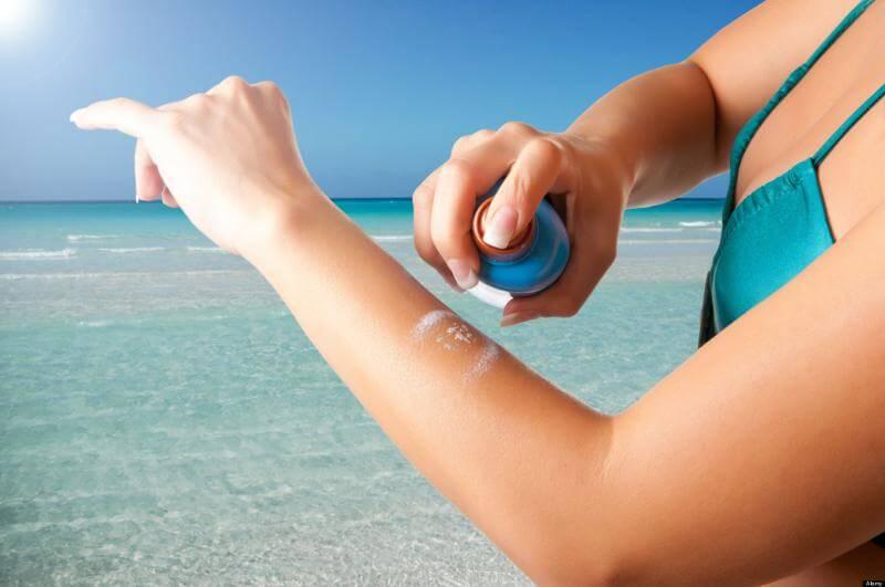 protectie UV spray