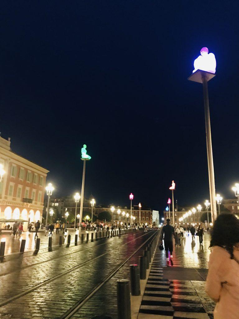 Nisa noaptea