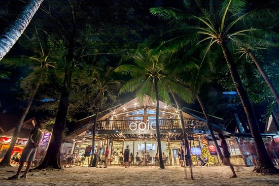 Nightlife in Boracay