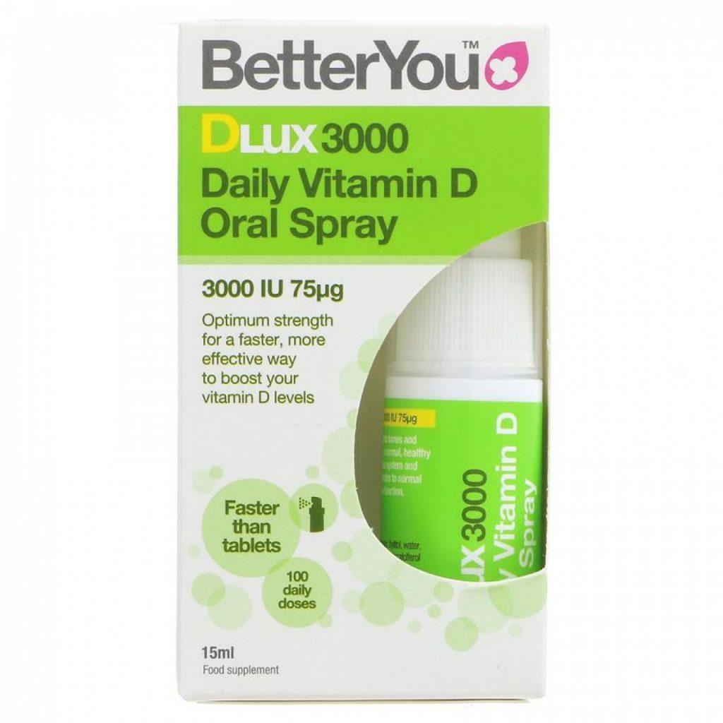 vitamina D spray - beneficii