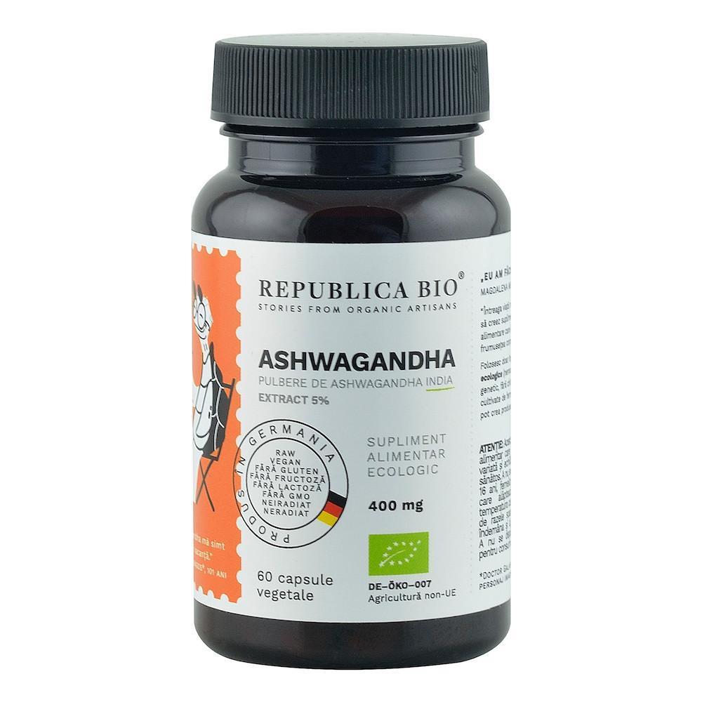 suplimente alimentare -ashwagandha