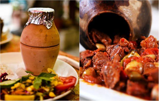 Preparate turcești - Testi kebap