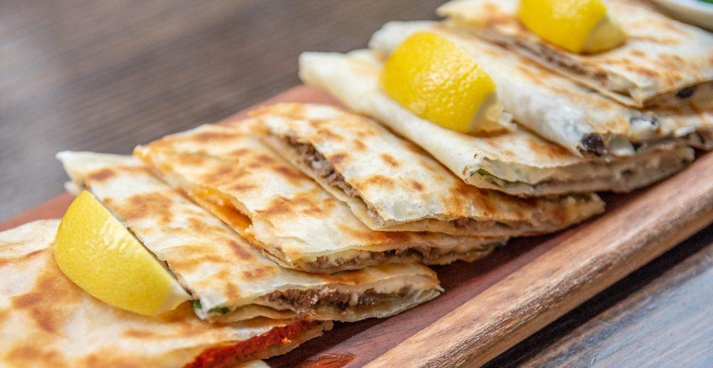preparate turcesti - gozelme