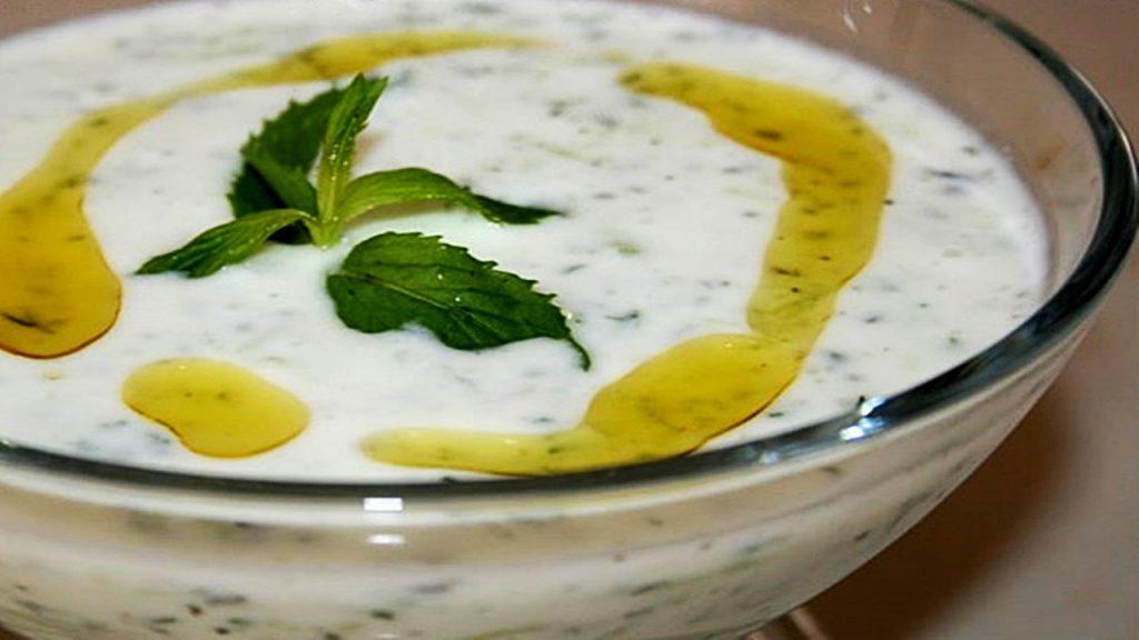preparate turcesti - cacik