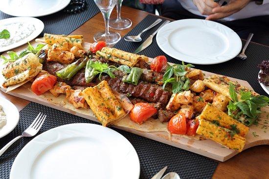 Preparate turcești - kebap