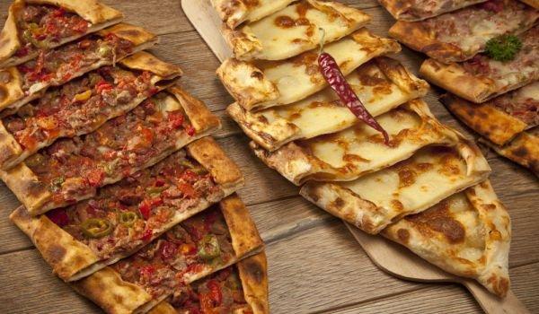preparate turcesti - pide