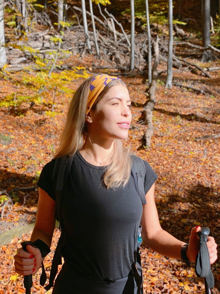 hiking in Masivul Cozia