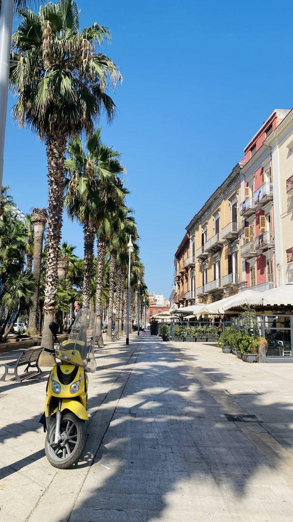 călătorie în Bari